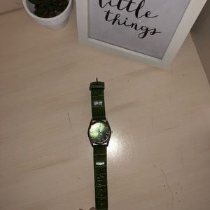 Guess Green Fashion Watch